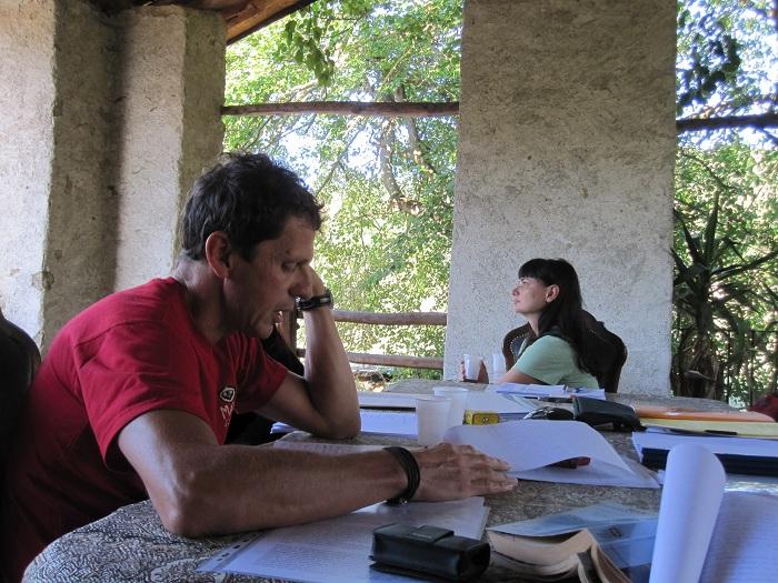 Scrivere con le ali - Estate 2011